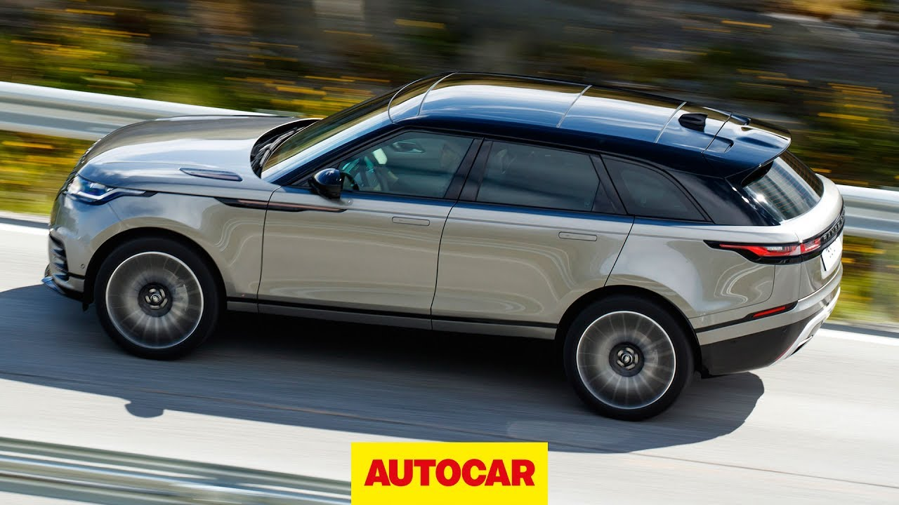 Range Rover Velar Review Is Land Rover S New Suv A Match For The
