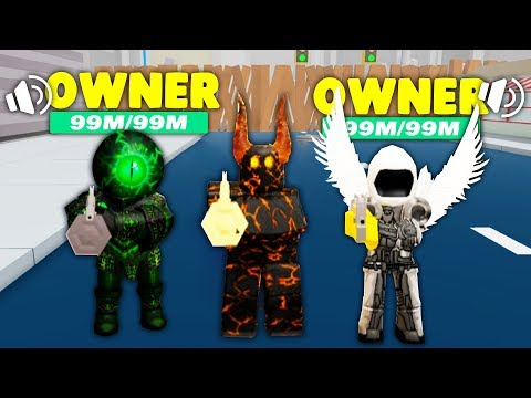 The OWNERS JOINED So I CARRIED Them *Voice Chat* | Roblox: Zombie Strike