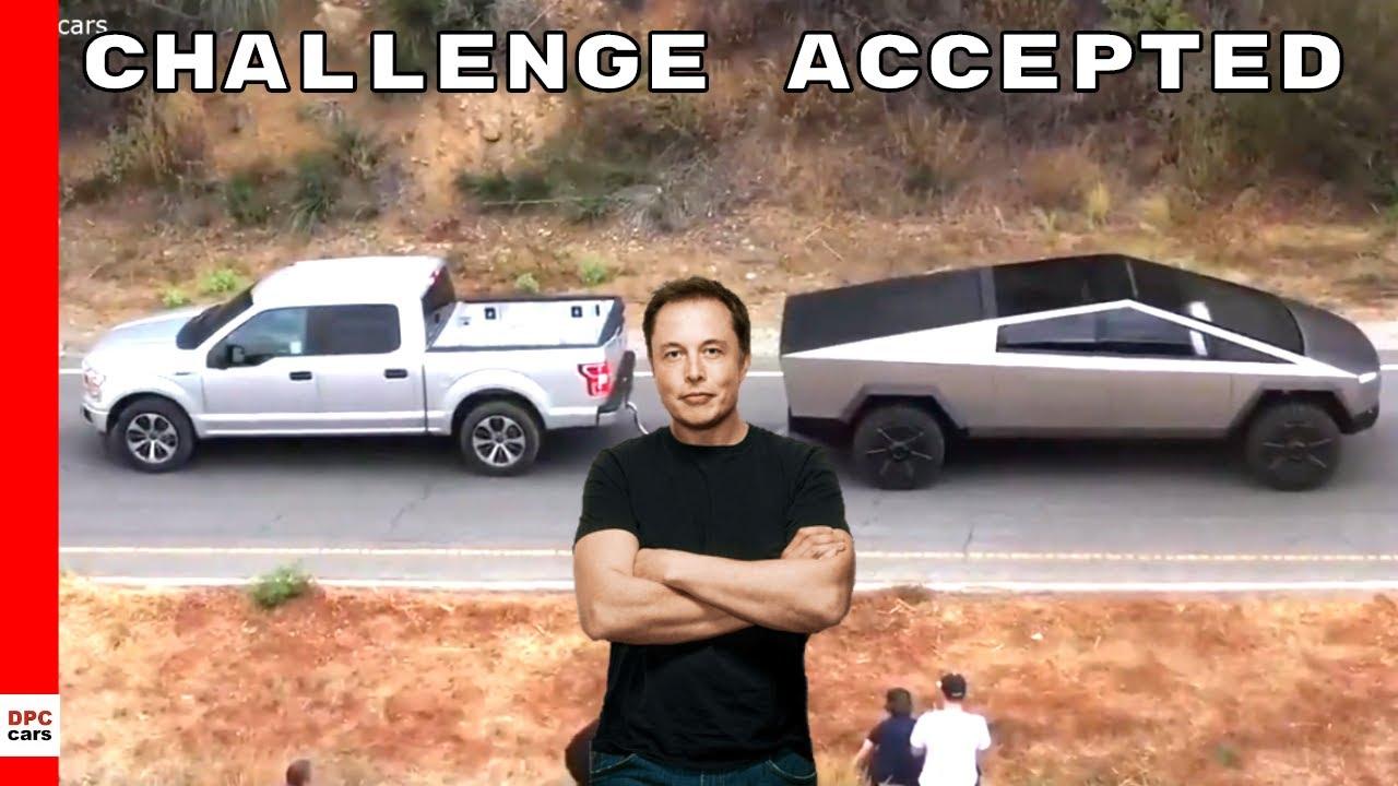 Tesla CyberTruck Glass Failed - Embarrassed Elon Musk