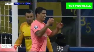 Inter Vs Barcelona 1-1 – All Goals & Highlights برشلونة و انترميلان 1-1