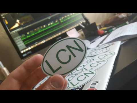 Patreon: Support LCN - Get Stickers + More Giveaways