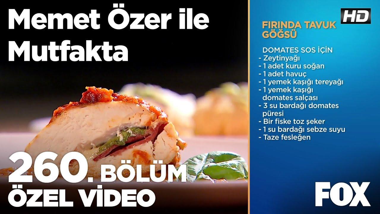 Fırında Tavuk Göğsü Videosu
