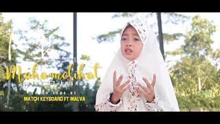 MATCH KEYBOARD feat MALVA FAZZIA RAHMAT - MAHA MELIHAT ( Cover By Opick feat Amanda )