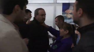 Միջադեպ Երևանում. հարձակվել են «Ելք»-ի անդամների ու լրագրողների վրա