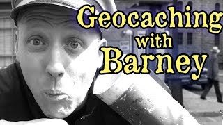 GEOCACHING with Barney Fife
