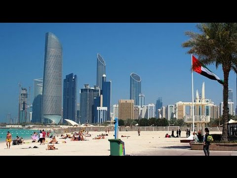 Corniche Beach - Abu Dhabi UAE