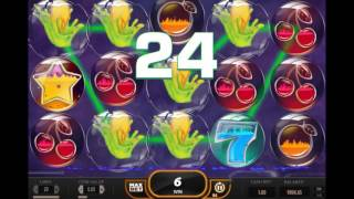 Видео-обзор игрового автомата Pyrons (Пироны) от производителя Yggdrasil Gaming