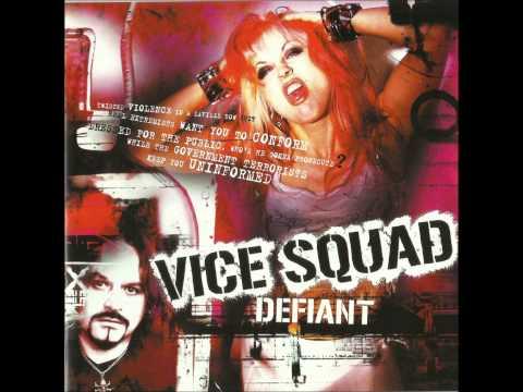 Vice Squad - Spitfire