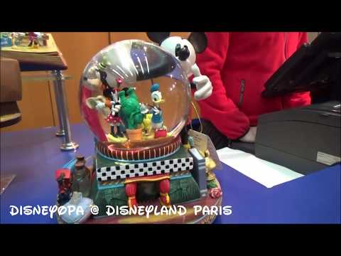 Disneyland Paris The Disney Gallery Shop DisneyOpa