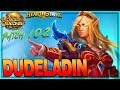 [HEARTHSTONE] Getting Stronger! -  Patch 10.2 Dude Paladin Deck Guide & Gameplay 🌟 Kobolds Catacombs
