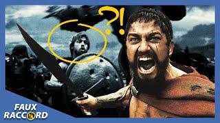 Faux Raccord - Les plus grosses gaffes de 300 ! Allociné