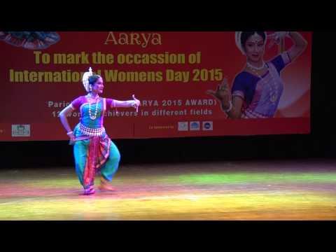 Aarya 2015 - Odissi Dance 2 by Sujata Mohapatra
