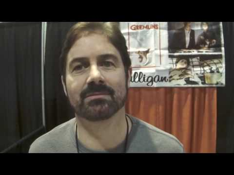 Zach Galligan, Star of Gremlins, Gremlins 2