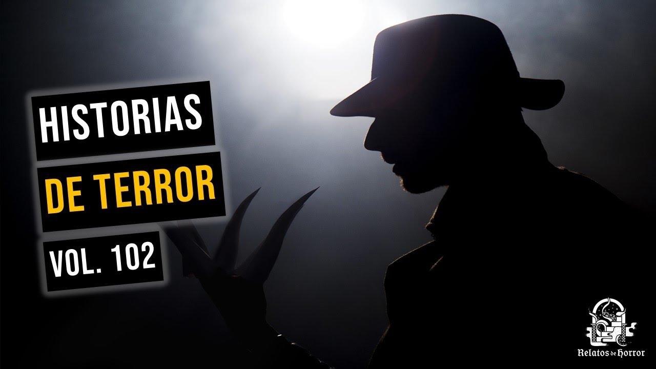 Historias De Terror Vol. 102 (Relatos De Horror)