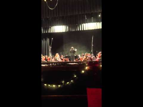 Churchland High School Winter Concert 2014 4