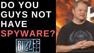 Blizzards Demands INSANE Spyware App For Blizzcon 2019