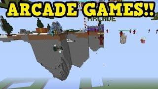 Minecraft Xbox Servers - Mineplex Arcade Games