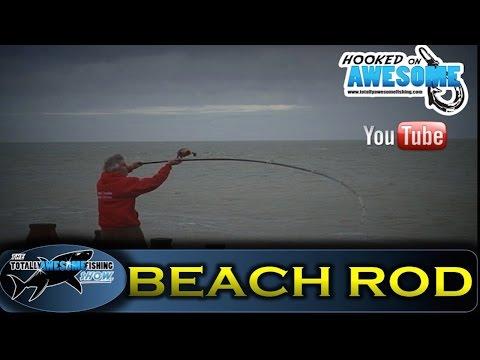 Awesome Long Distance Beach Casting Rod 2015   TAFishing Show