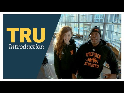 Thompson Rivers University Campus Tour - Introduction (Part 1 of 7)