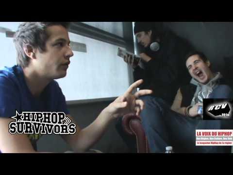 Interview de 1995 pour La Voix du HipHop