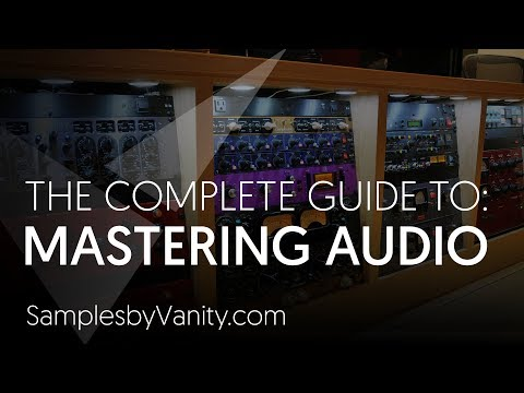 The Complete Guide to Mastering Audio for the Electronic Producer + Giveaway