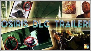 JADE RABBIT IS BACK! Destiny 2: Curse Of Osiris Trailer Live Reaction + Analysis!