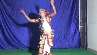 Aashritha kuchipudi bhamakalapam