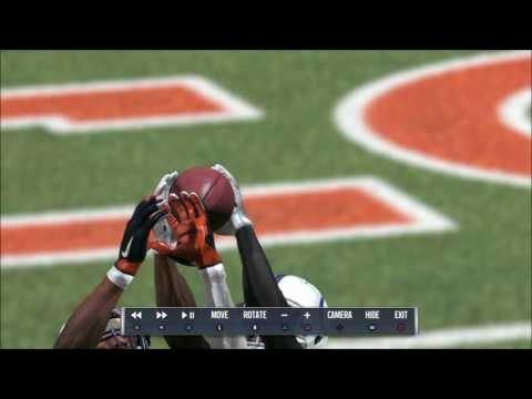 Madden 17 - Situational Awareness Still Lacks Consistency As T.J. Ward Gives Up Late Touchdown