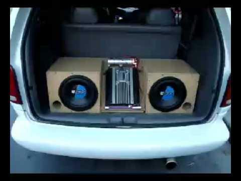 Dub Caravan Del Medrax Expo Show Tuning Car Fuera Del