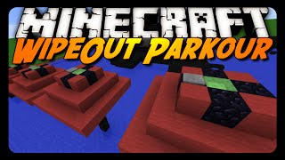 Minecraft: WIPEOUT PARKOUR! (Downloadable Map)