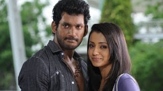 Thanks to Trisha - Vishal Interview