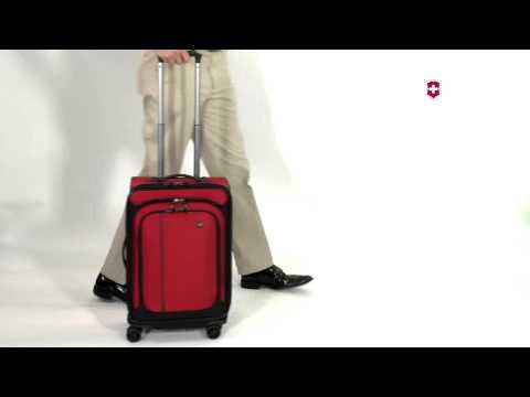 Dual-Trolley Handle System from Victorinox - Luggage Online TRG Vx WT Handle 3 2 8xx