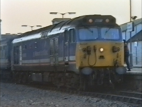 Exeter St Davids - 23/12/1991