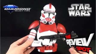 Download Video Collectible Spot - Diamond Select Toys Star Wars Commander Thire Bust Bank MP3 3GP MP4