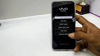 Gambar cover Vivo y95 hard reset petan lock delet
