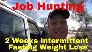 Urban Stealth Camping In Phoenix Van Life Tips, 2 Week Weight Loss Challenge And Job Hunt Update
