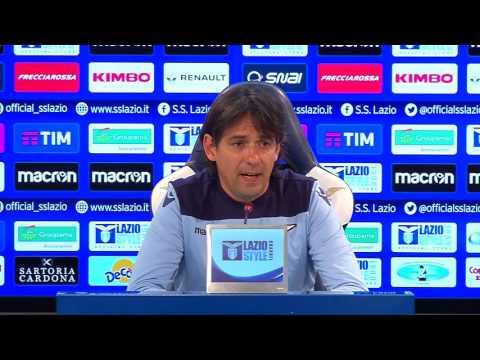 🎥 Le parole di mister #Inzaghi alla vigilia di #LazioNapoli