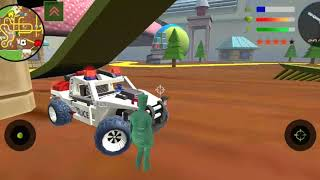 Army Toys Town #Toy Helicopter | New Lego Car| by Naxeex Studio | Android GamePlay FHD #7