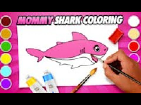 Top 20 Shark Coloring Pages For Your Little Ones | 360x480