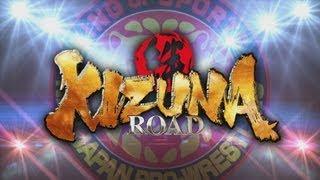 NJPW 40th anniversary Tour KIZUNA ROAD OP VTR