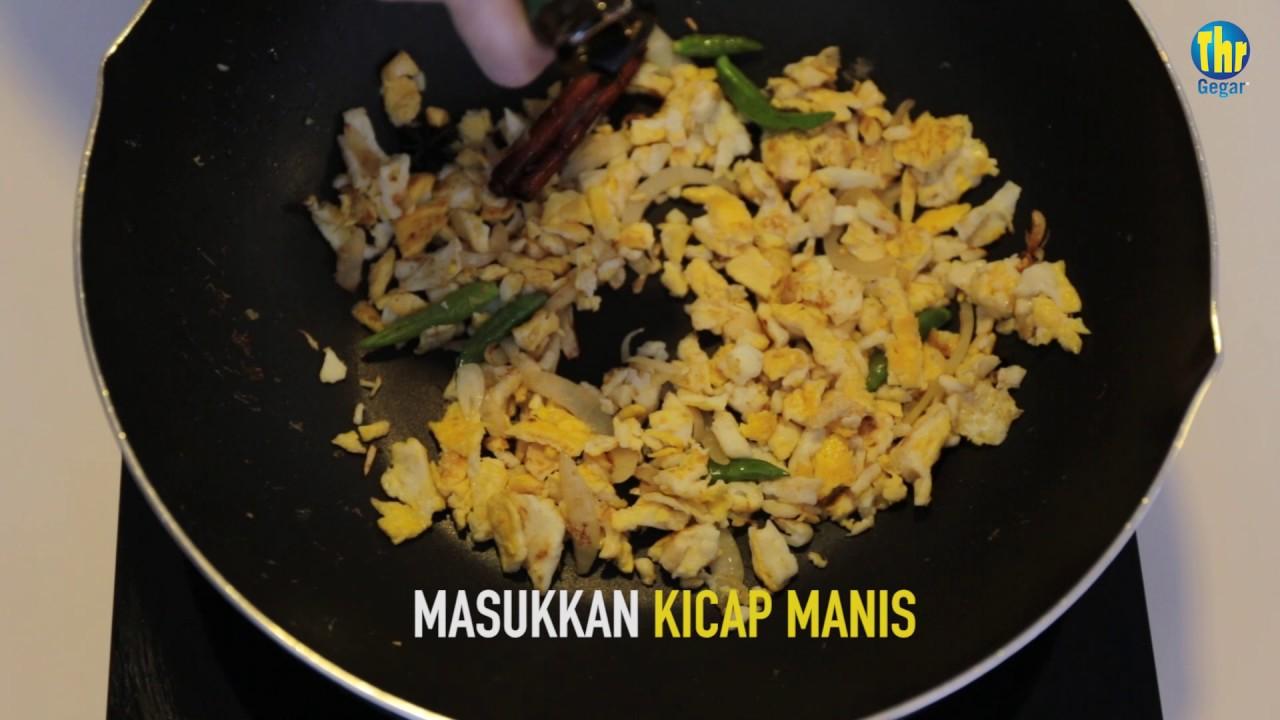 Episod 3 Sahur Anna Telur Masak Kicap Dan Kubis Bunga Sos Tiram