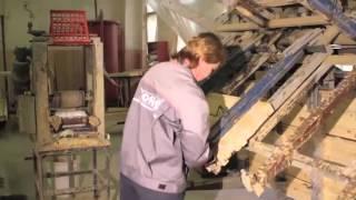 Мебель из массива  Технология фабричного изготовления(, 2014-01-05T00:20:34.000Z)