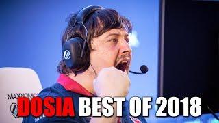 ЛУЧШИЕ МОМЕНТЫ ДОСИ ЗА 2018 ГОД / DOSIA HIGHLIGHTS OF 2018 CSGO