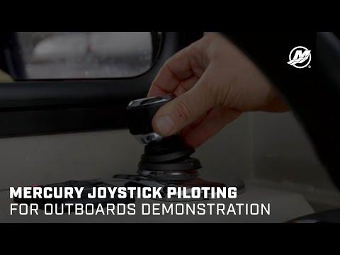 Mercury Joystick Piloting Demonstration
