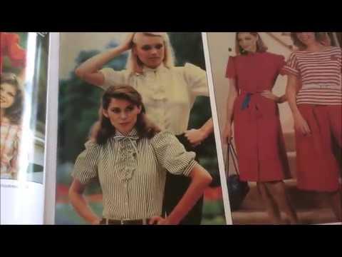 ASMR  Early 1980s Sears Catalogs Flip Through