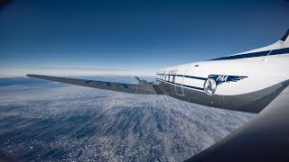Flying a DC-3 to Greenland, Engine Won't Start