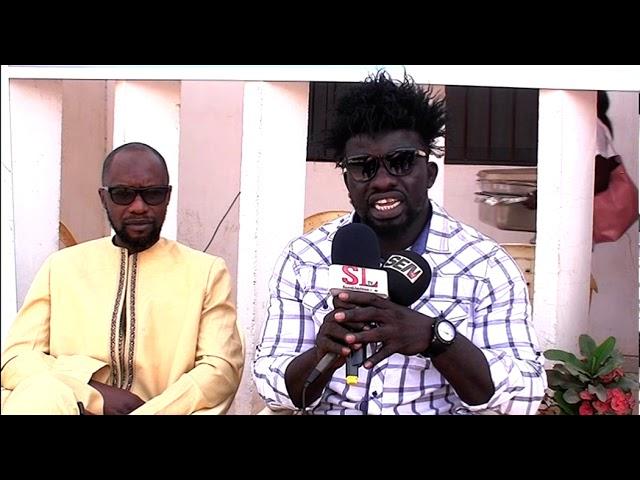 DON DE SANG AFRIQUE PESAGE FEAT ZOSS (Sénégal)