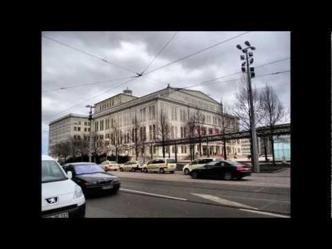 Das Opernhaus Leipzig