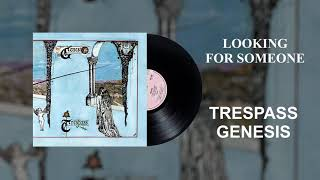 Genesis - Looking For Someone (Official Audio)