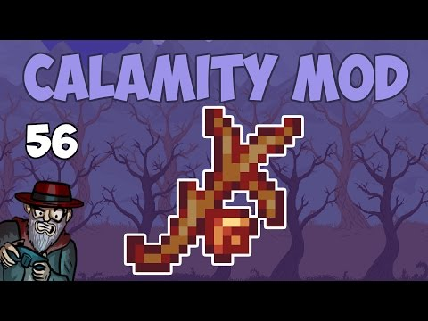 Terraria # 56 THE WAND my god - 1.3.4 Calamity Mod Let's Play